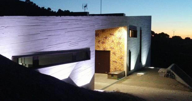Bodega Valdemonjas, en la Ribera del Duero