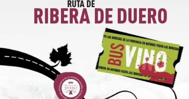 Bus del Vino por la Ribera del Duero