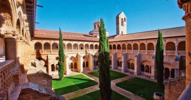 Hotel 5* Monasterio Santa María de Valbuena