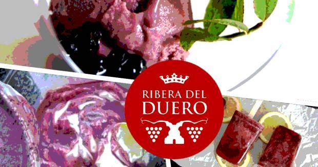 Refrescantes recetas con Vino Ribera del Duero