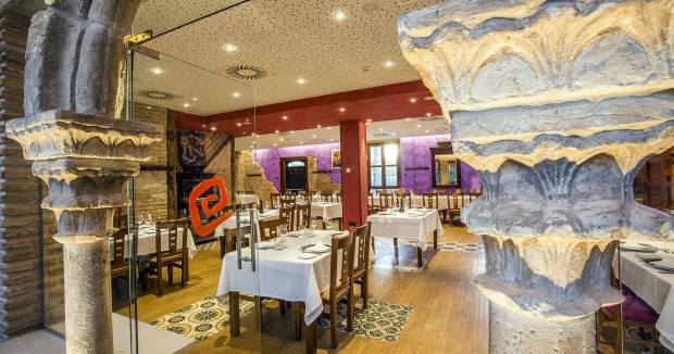 Restaurante 'La Casona de la Vid'