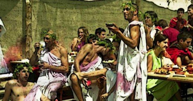 ¿Qué peligros tenía el Vino de la Época Romana?